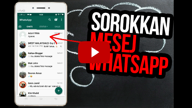 Sorok Chat Whatsapp