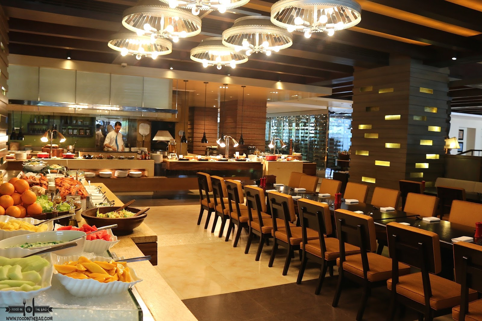 Cafe 1228 In New World Makati A Taste Of Norway Food In