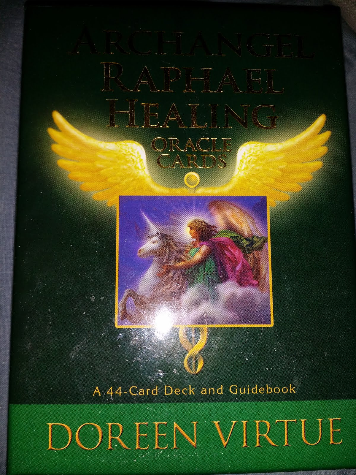 Archangel Raphael Healing Oracle