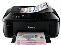 Canon PIXMA MX514 Driver Download and Review