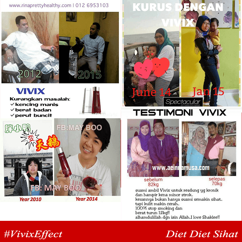 sihat dengan vivix