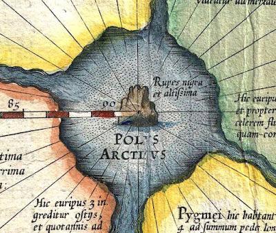 Νησιά φαντάσματα: Μυστικά εδάφη και χαρτογραφικές παρανοήσεις
