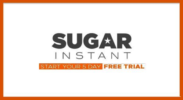 SugarInstant Free Trial