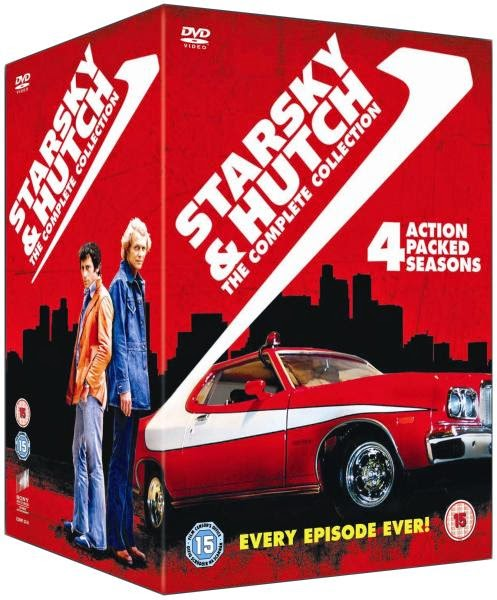 Starsky And Hutch Car: Click's Clan: TV Series Review: Starsky And Hutch