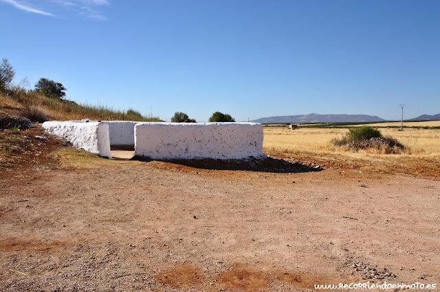 Baños del Barranco, Aldea del Rey