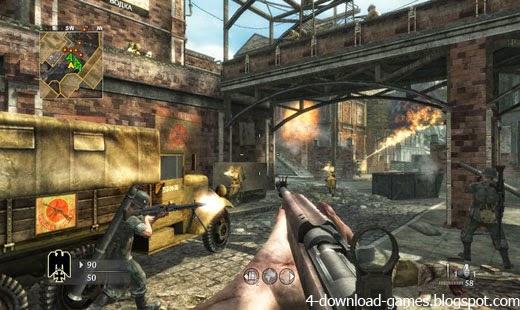 تحميل لعبة world war