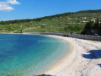 Plaža Babin laz, Supetar, otok Brač slike