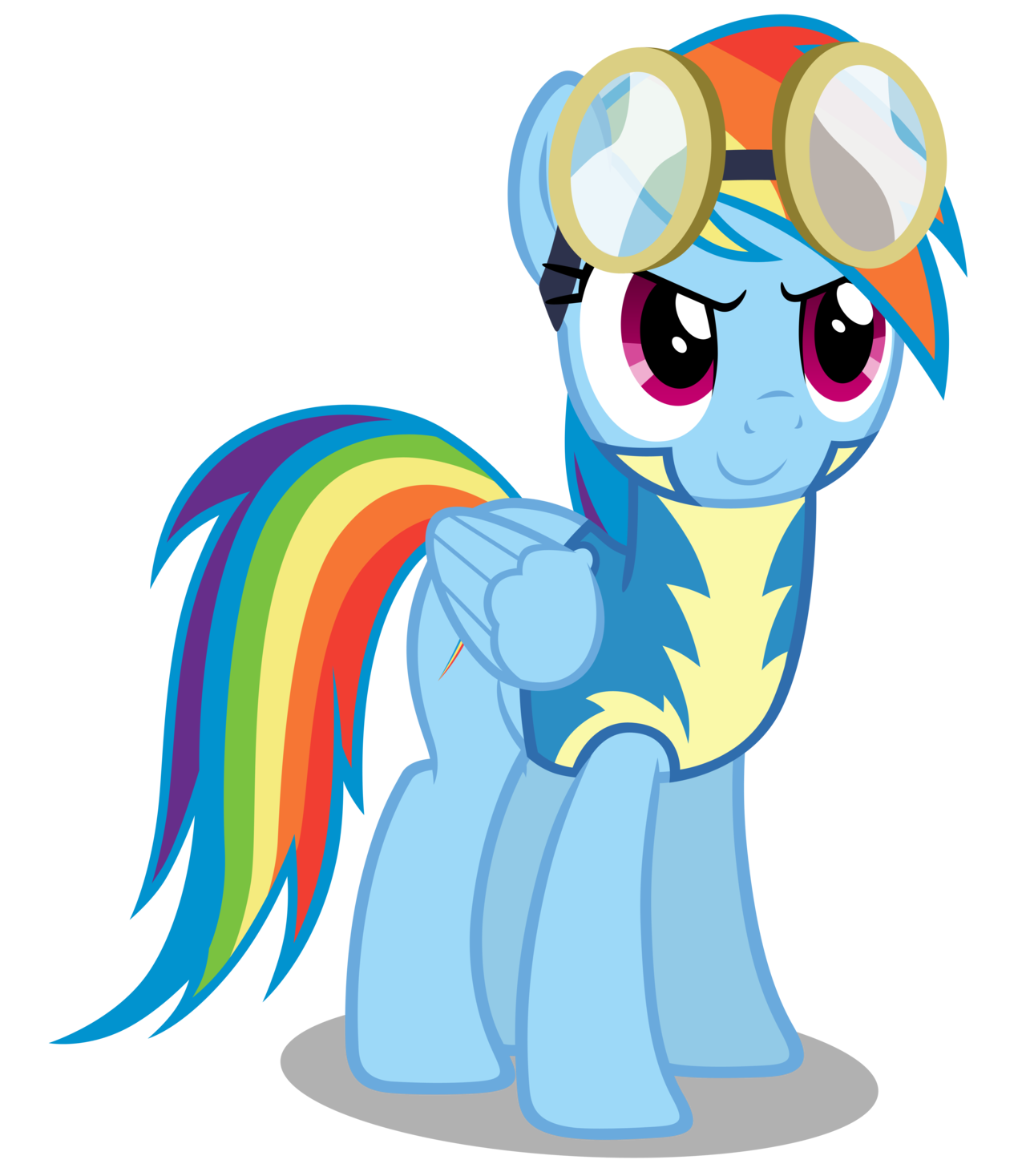 all about rainbow dash  my little pony friendship is magic