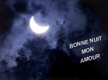Mots d'amour pour souhaiter bonne nuit