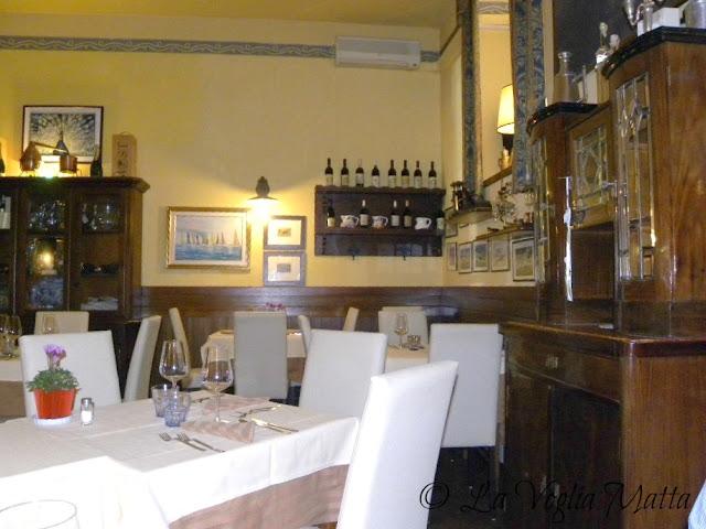 """Ristorante """"il Nuovo Antico Pavone """" a Trieste"""