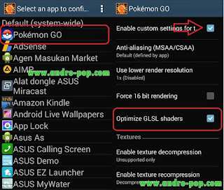 Main Pokemon GO di HP RAM 512 MB