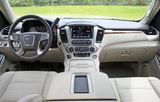 2016 GMC Yukon 4WD Review