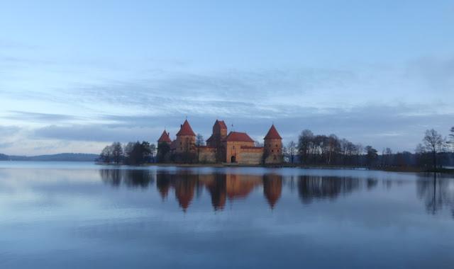Wasserburg Trakai, Litauen