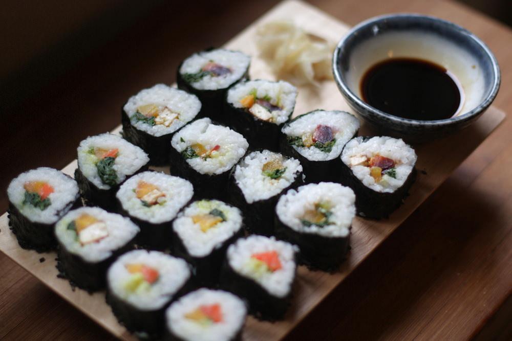 frauenkulturzentrum bielefeld e v kulinarischer abend sushi. Black Bedroom Furniture Sets. Home Design Ideas