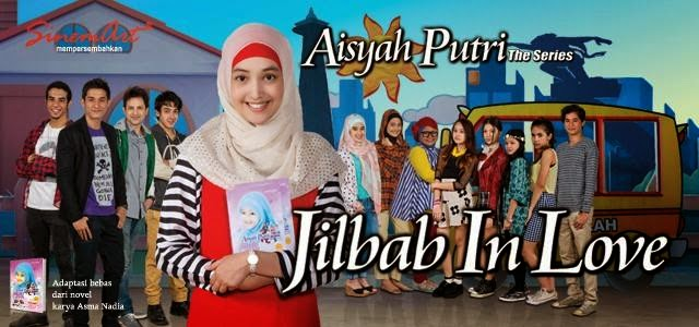 Video/Mp3 Proud Of You Moslem Ost. Aisyah Putri:Jilbab in Love