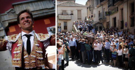 Demandarán a quienes se burlen de muerte de torero español