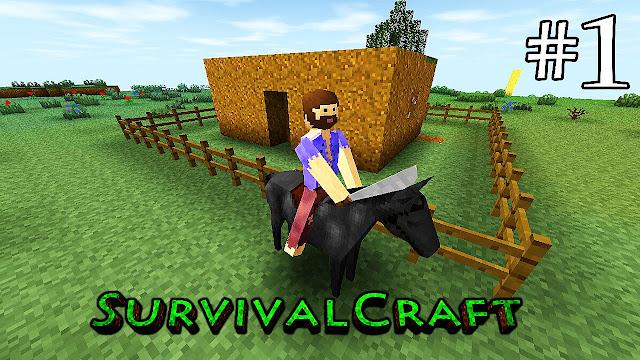 Survivalcraft v1.29.18.0 Apk Full