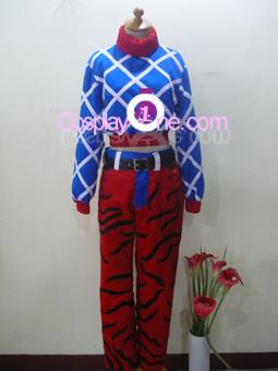 Guido Mista From Jojos Bizarre Cosplay Costume