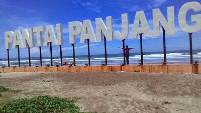 Wisata Bengkulu - Pantai Panjang