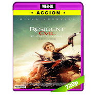 Resident Evil: Capítulo final (2017) WEB-DL 720p Audio Ingles 5.1 Subtitulada