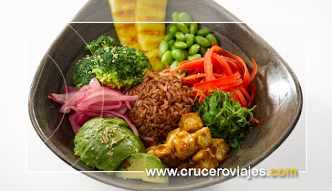 Oceania Cruises apuesta por la cocina vegana con nuevos menús