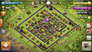 Download COC Unlimited Thunderbolt