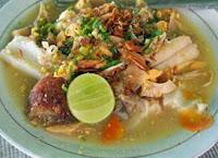 Aneka Resep Masakan Tradisional Resep Soto Banjar Asli