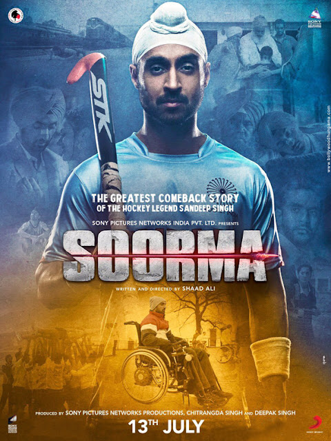 Review of Movie Soorma