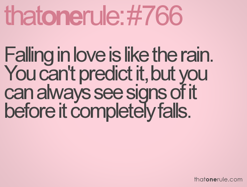 Quotes About Falling In Love: Random Thoughts For Everyone