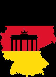 german map