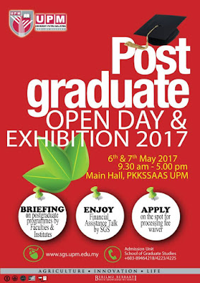 Warih-Homestay-UPM-Post-Graduate-Open-Day-2017