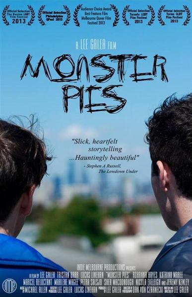 VER ONLINE PELICULA: Tarta de Monstruos - Monster Pies - Australia - 2013