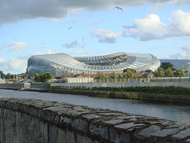 Aviva Stadium - Dublin Arena