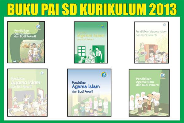 Buku PAI dan Budi Pekerti SD/MI Kurikulum 2013 Lengkap