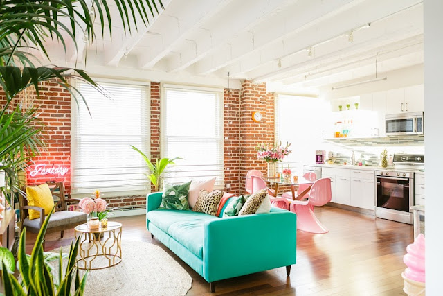 apartamento loft tropical