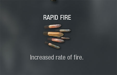 rapid fire call of duty