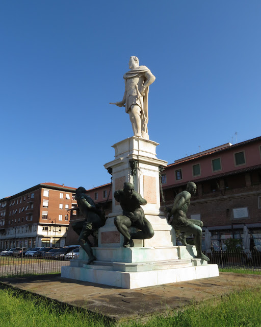 Monument of the Four Moors, Livorno