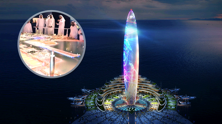 Dubai Harbour - Latest landmark project for the new year