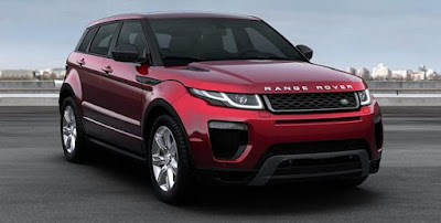 2017 Range Rover Evoque Crossover