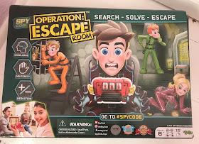 operation escape game box