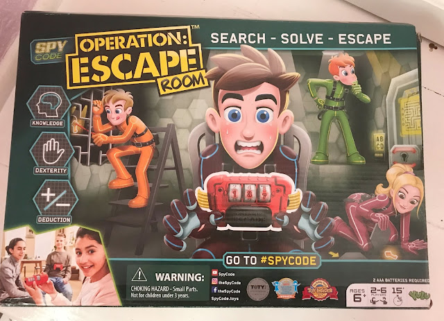 operation escape game box