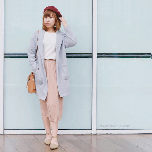 Claren Stefanie : Beauty, Lifestyle & Hobby Blog: OUTFIT : Autumn at Heart