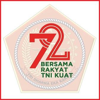 DIRGAHAYU TNI KE - 72