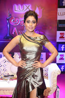 Shreya Saran in Skin Tight Golden Gown ~  Exclusive 009.JPG