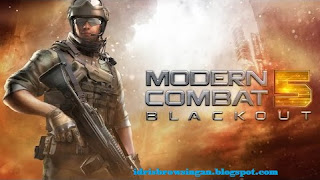 Modern Combat 5 Game Android
