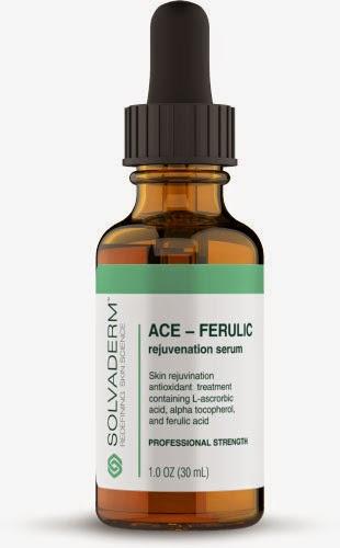 Solvaderm ACE-Ferulic Serum anti-aging skincare