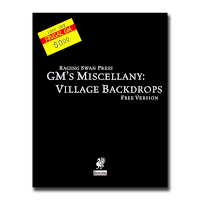 Free GM Resource: GM's Miscellany Free Previews
