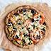 Celozrnná žitná pizza /vegan/