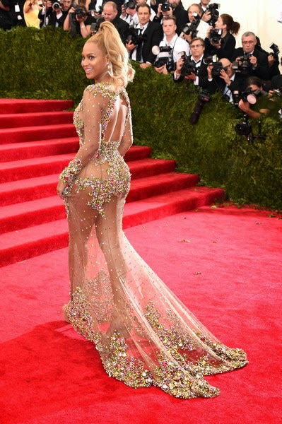 Beyonces Givenchy Dress at Met Gala 2016   POPSUGAR Fashion