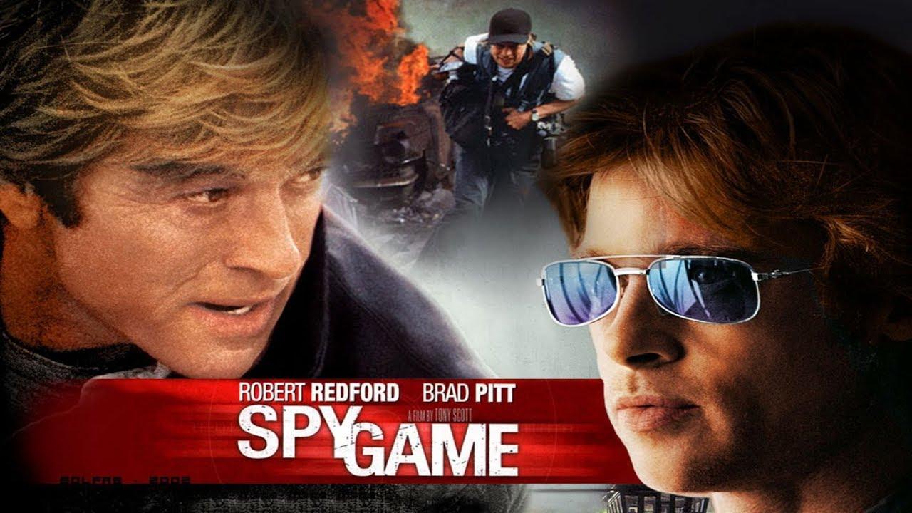 Spy Game (2001) Dual Audio Hindi ORG 720p BluRay 800MB ESubs Free Download